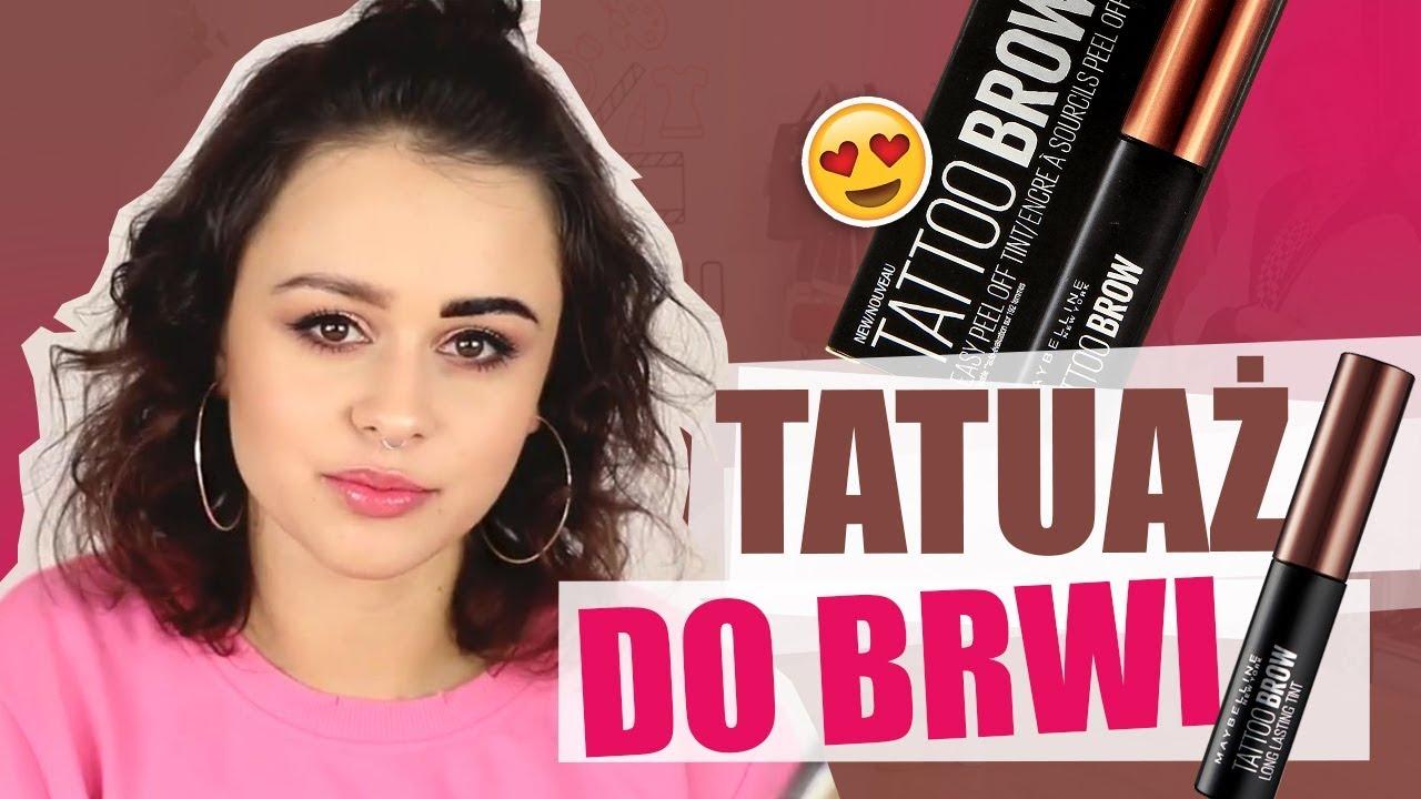 Tatuaż Do Brwi Test Na żywo Lila Janowska
