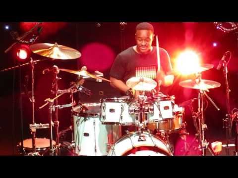 Anthony Burns - Guitar Center 28th Annual Drum Off FINALS