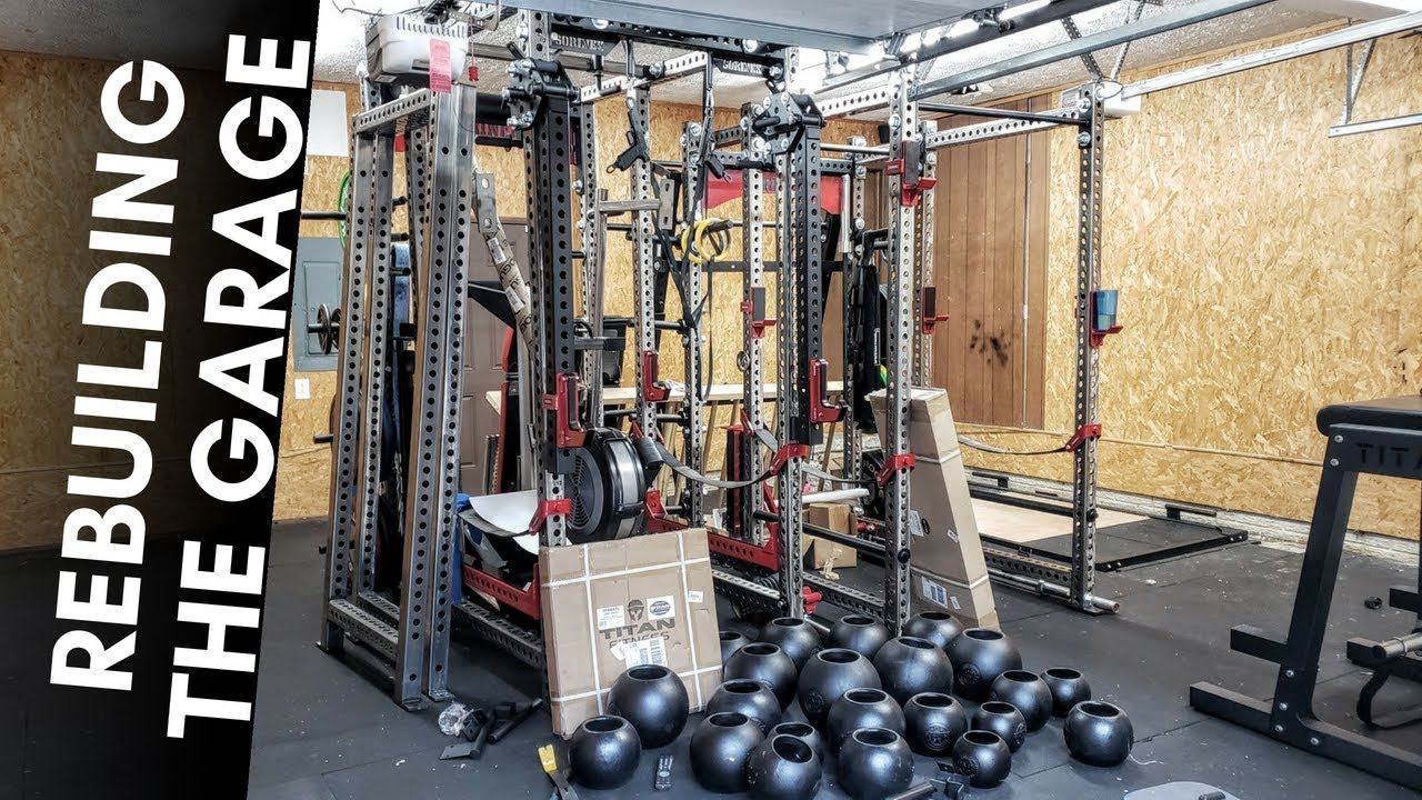 Garage Gym Reviews Titan I M Rebuilding The Garage Gym