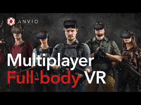 ANVIO VR - Multiplayer Full-Body VR