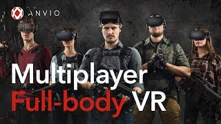 ANVIO VR - Multiplayer Full-Body VR