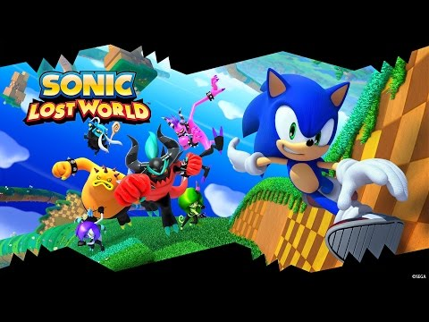 ♬ Sonic Lost World ♬ (GMV) - I'm Alive (Life Sounds Like) - Michael Franti & Spearhead