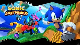 ♬ Sonic Lost World ♬ (GMV) - I'm Alive (Life Sounds Like) - Michael Franti & Spearhead