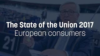 Juncker slams double food quality in 2017 State of the Union