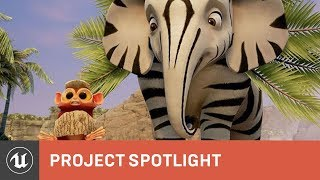 ZAFARI: Tapping into Unreal Engine for Episodic Animation | Project Spotlight | Unreal Engine