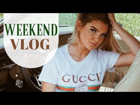 A Weekend In My Life Vlog | @LilyLeeTracy