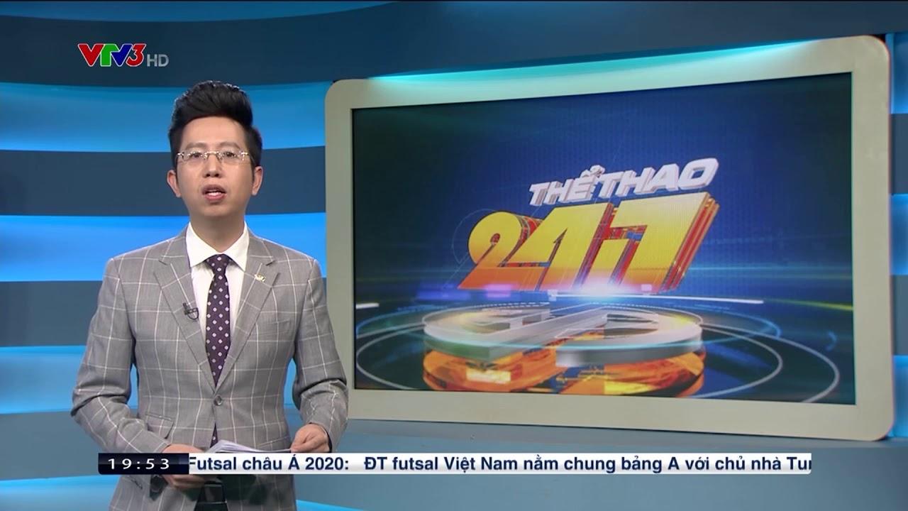 VTV3 đưa tin về Liên Quân Mobile tại SEA Games 30