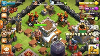 STARTING WAR!JOIN AND PLAY WAR(CLASH OF CLANS)
