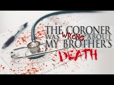 """""""The Coroner Was Wrong About My Brother's Death"""" by Jaksim 