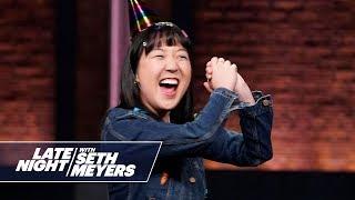 Late Night Writer Karen Chee on Parasite's Oscar Wins