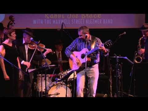 Leave a Little Bit Undone: Rabbi Joe Black and Maxwell Street Klezmer Band