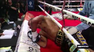 Sergey Kovalev vs Ismail Sillakh:  Highlights and Knockout Breakdown