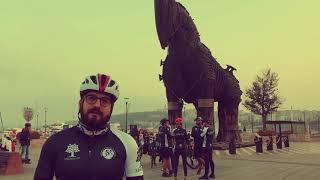 Çanakkale Bisiklet Platformu | Çanakkale'nin Evlatları Atasının İzinde II | Fragman