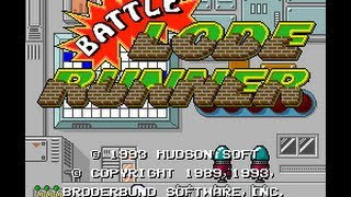Prolist (S09,G01) - Battle Lode Runner (Turbografx16) Pt.8