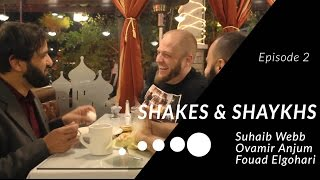 "Shakes & Shaykhs: ""Classical Texts & Swamp People Madh-habs"" - Episode 2"