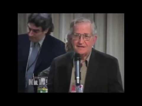 Noam Chomsky on the Business Press