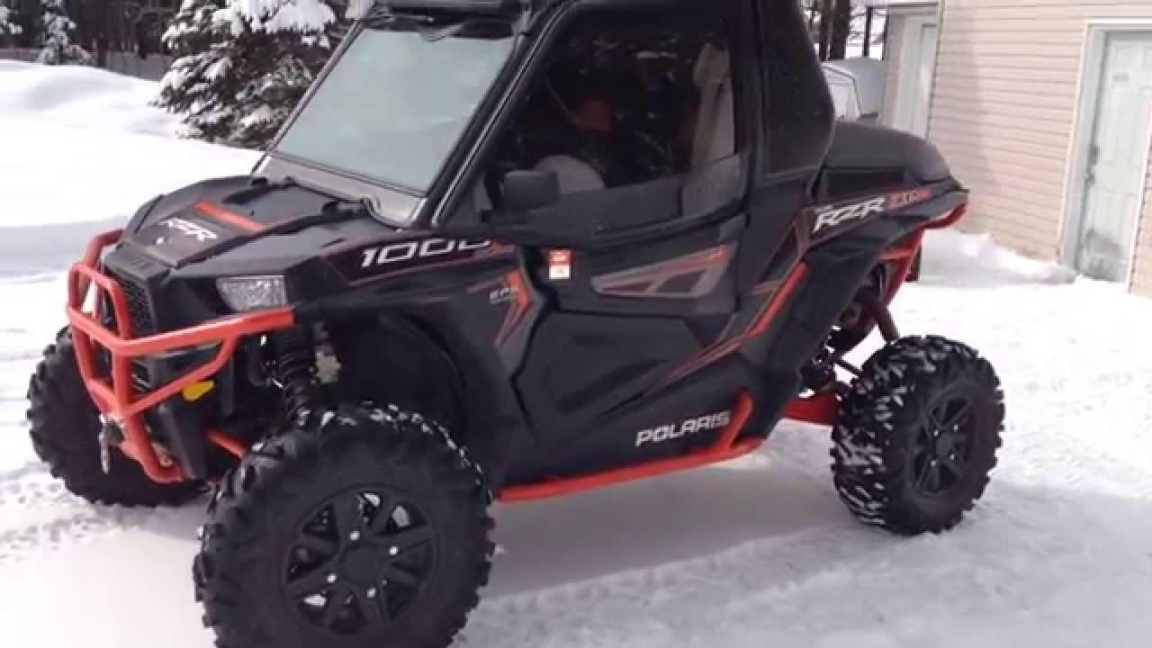 hight resolution of 2014 polaris rzr xp 1000 with custom aluminum cab