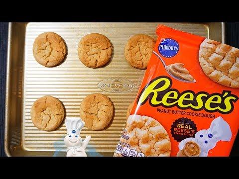 Pillsbury Reese's Peanut Butter Cookies