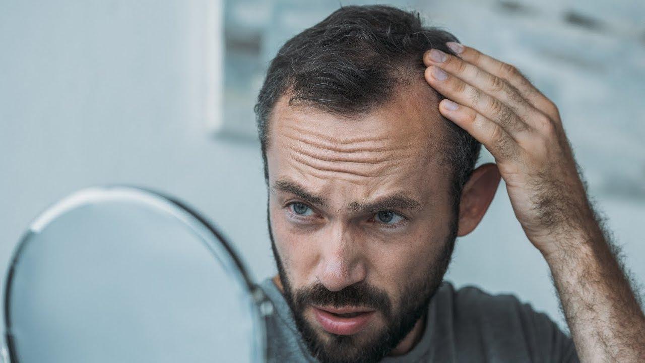Tratamentul alopeciei viermilor, Firul de păr normal