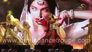 Mughal Dance Performance Zenith Dance Troupe New Delhi & Mumbai