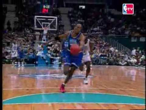 1994 Scottie Pippen DOMINATES All Star Game And Wins MVP