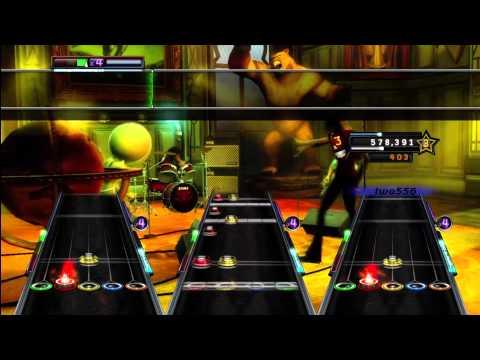 Detroit Rock City - Kiss Expert+ Full Band Guitar Hero: Warriors of Rock