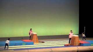 年長さん 体操 2013.