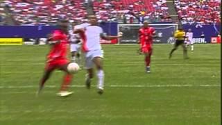 Best Historic Gold Cup Goals -  Jose Luis Garces - PAN vs CUB