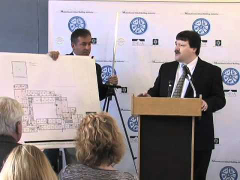 Southeastern Regional Vocational Technical High School Ground Breaking Ceremony 11-30-11