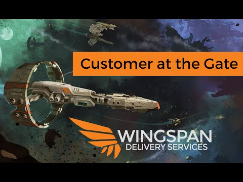 EVE Online - Customer at the Gate