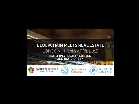 BLOCKCHAIN MEETS REAL ESTATE | April 2018 |   DAVID TALKS ABOUT BUYING BITCOIN