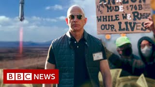 Amazon's Jeff Bezos: The richest person in the world - BBC News