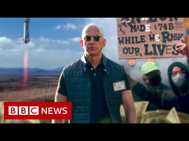 Amazon's Jeff Bezos: The richest person in the world - BBC News