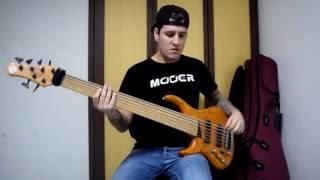 INCUBUS Drive Bass Mooer Micro Looper