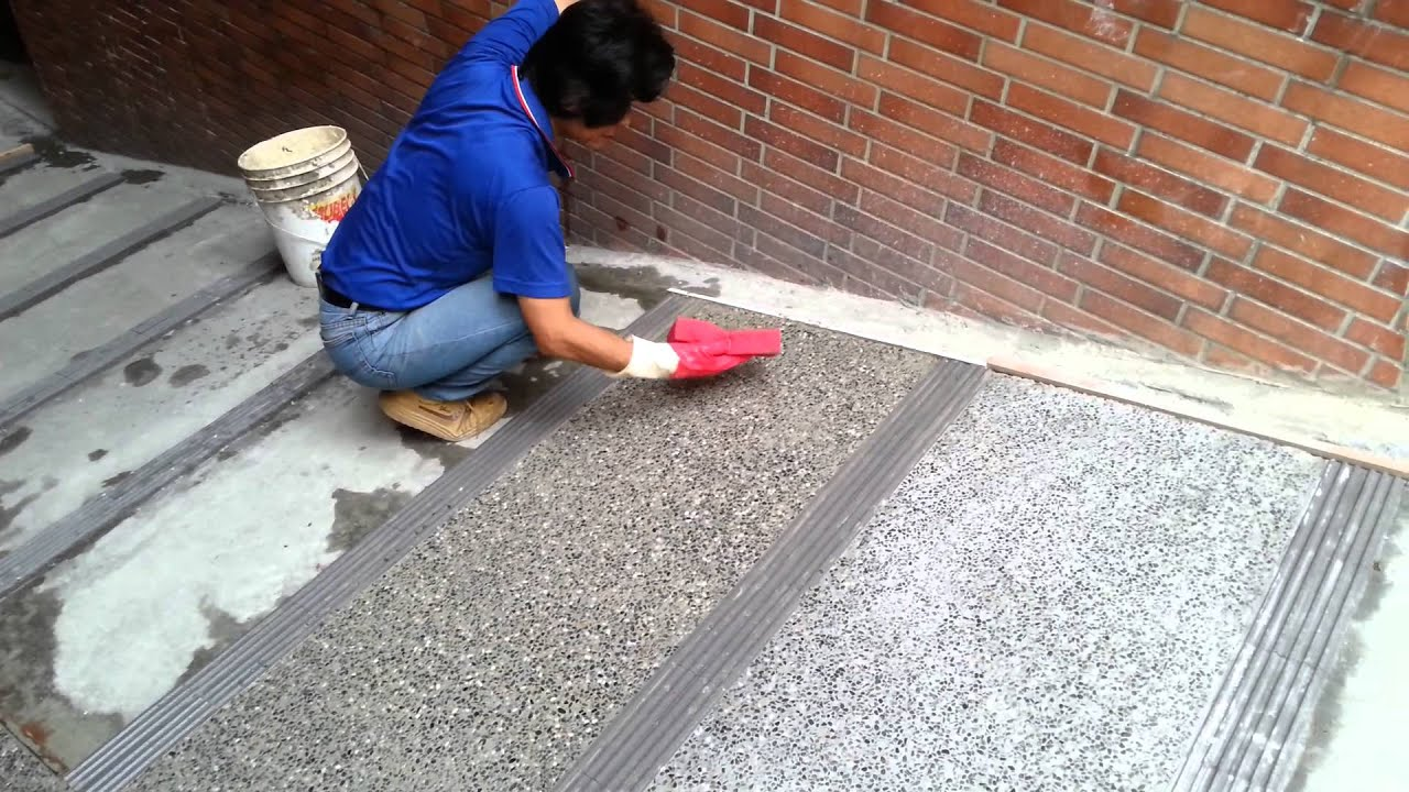 Anti Slip Floor Tile Paint