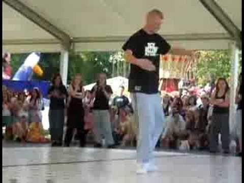 matt davey dancing