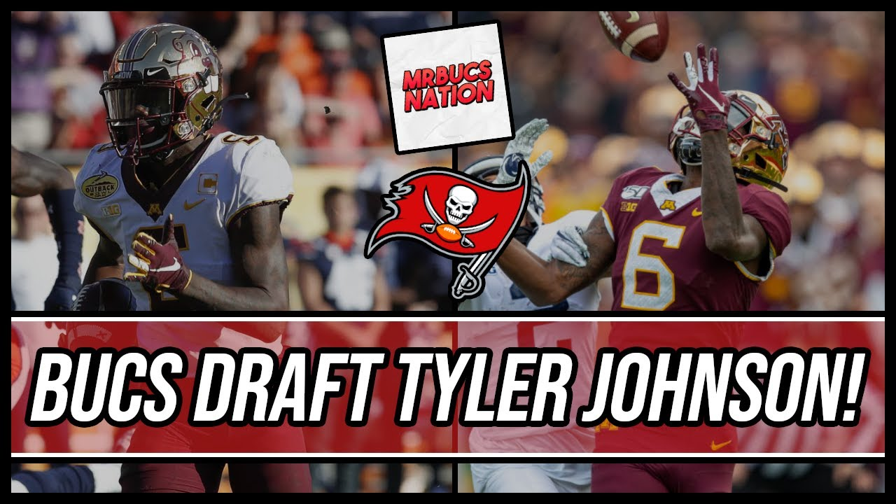 Tampa Bay Buccaneers Draft Tyler Johnson With The 161st Overall Pick Youtube