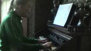 Bjork - Anchor Song Cover - Pump Organ and Vocals