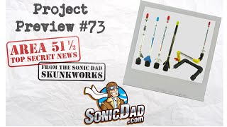 Area 51 1/2 - SonicDad Project #73 Classified Preview