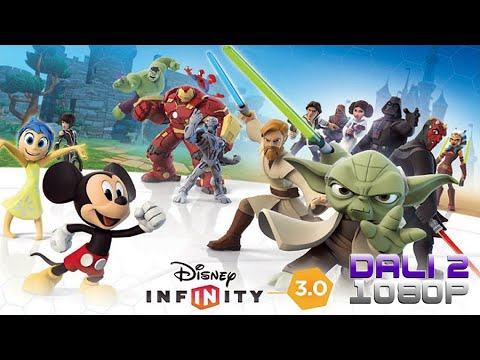 Disney Infinity 3.0 STAR WARS НАЧАЛО! ОБЗОР!
