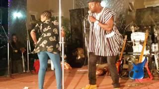 Shoki Arugbo live performance
