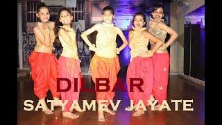 DILBAR | DANCE CHOREOGRAPHY | SATYAMEVA JAYATE | STUDIO ONE DANCE HUB | SURAT