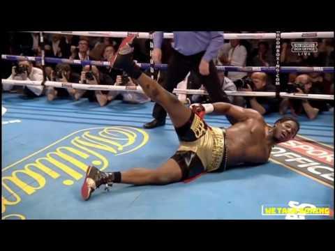 Anthony Joshua - Most Brutal Knockouts
