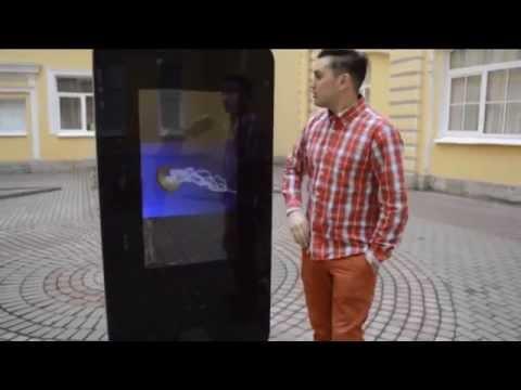 САМЫЙ ПЕРВЫЙ Памятник В РОССИИ Steve Jobs АЙФОНУ 4 (Санкт-Петербург)
