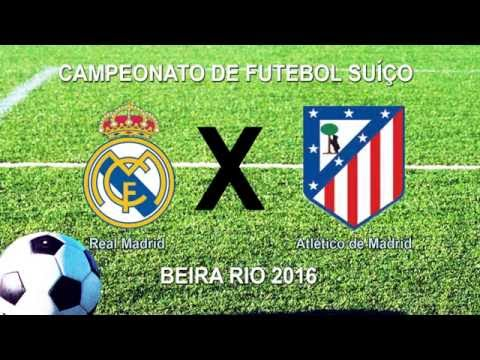 Camp Beira Rio 7ª RODADA REAL MADRID 3 x 1 ATLÉTICO DE MADRID