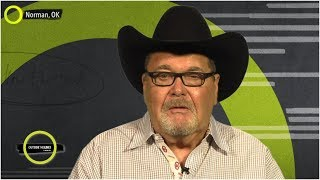 WWE wants to get younger, so it's time to step away 'gracefully' - Jim Ross l Outside the Lines