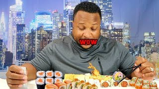 sushi challenge would you allow attractive bff live with you and your spouse