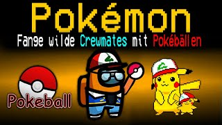 Neue POKEMON MEISTER ROLLE in Among Us!