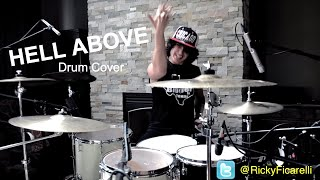 Ricky - PIERCE THE VEIL - Hell Above (Drum Cover)