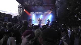 Blood live @ Fekal Party 16, 2014   FULLHD